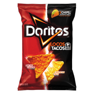 Doritos Locos Tacos Tortilla Chips