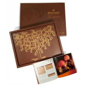 Belcolade chocolate tasting box