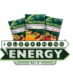 Planters NUT-rition Sustaining Energy Mix