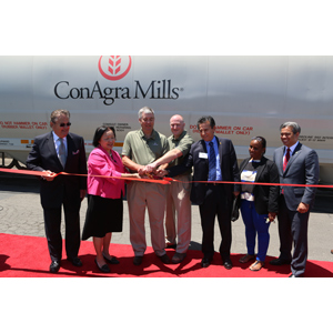 ConAgra Mills Ribbon Cutting