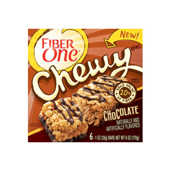 Fiber One Chewy Chocolate Bars