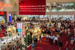 IBIE 2013 Show Floor