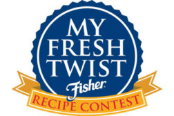"Fisher Nuts ""My Fresh Twist"" Recipe Contest Logo"