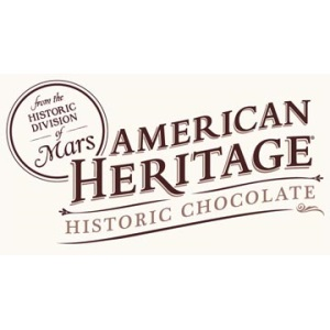 American Heritage Chocolate brand logo