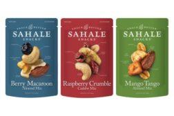 Sahale Snacks Fruit + Nuts