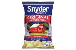 Snyder of Berlin Original Potato Chips
