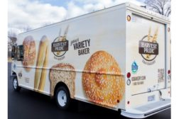 H&S Bakery delivery truck