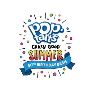 Pop-Tarts Crazy Good Summer 50th Anniversary Bash