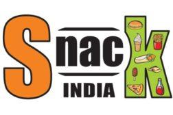 SNACK INDIA Logo