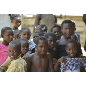 Ivory Coast children