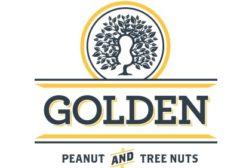 Golden Peanut and Tree Nuts Logo