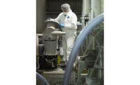 VAC-U-MAX worker