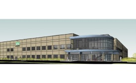 Fuchs North America Hampstead, MD, headquarters