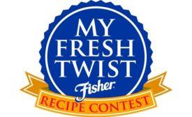 My Fresh Twist Recipe Contest Logo