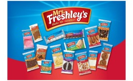 Mrs. Freshley's packaging redesign