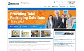 Automated Packaging Systems website