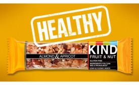 KIND Healthy Snacks bars