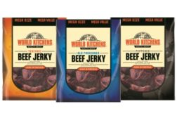World Kitchen Jerky package redesign