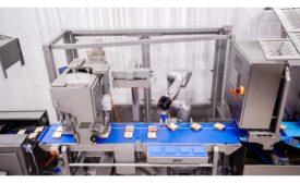 Case study: Robot automates sandwich production