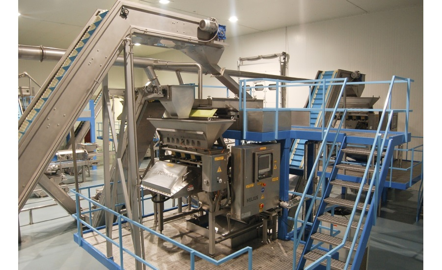Case study: Durak Findik increases automated production capacity with new Tomra machines