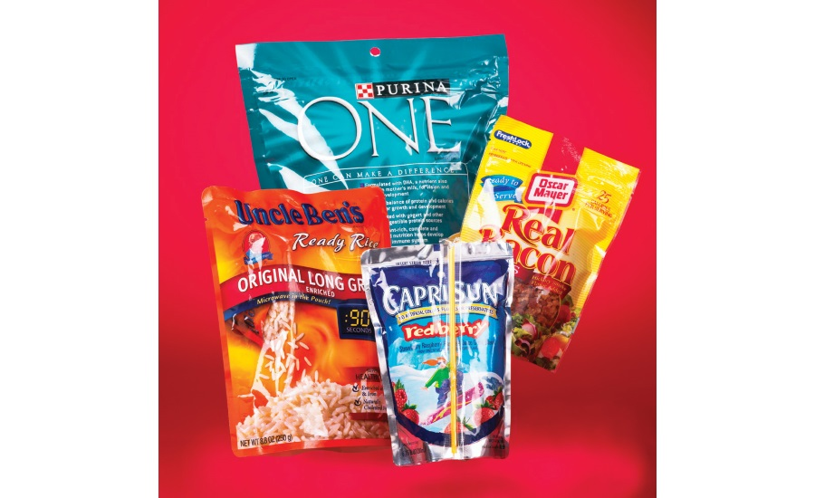 INX flexible packaging