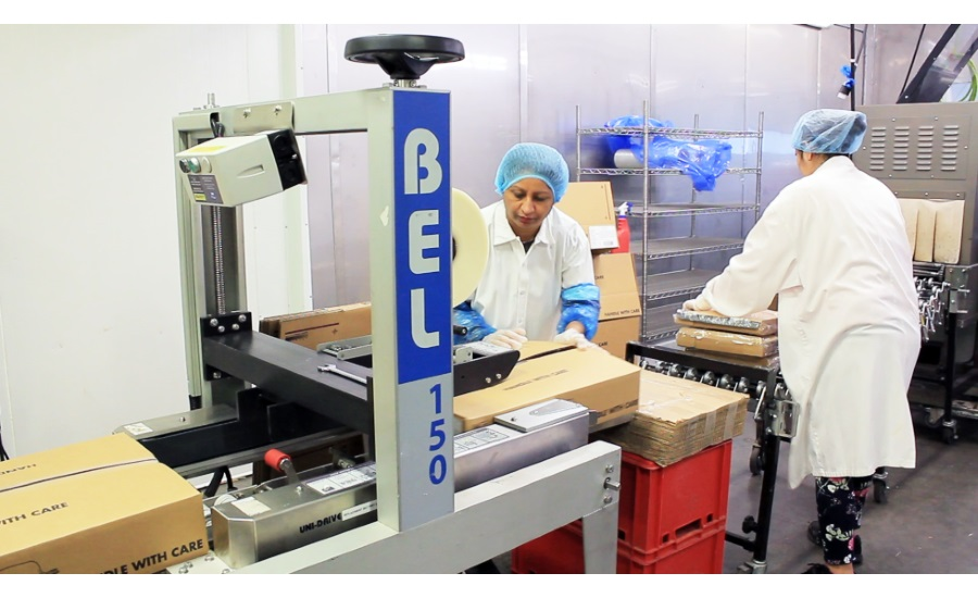 Pace Processing Streamlines Throughput on Baked Goods Line