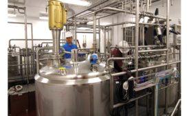 Case study: Sanitary blending process skids