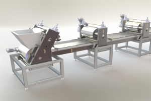 Egan Food Technologies Slab Line