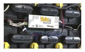 Yale Battery Vision