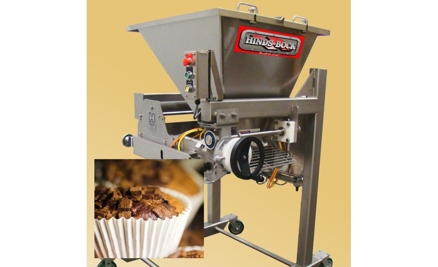 Hinds-Bock muffin and batter depositor