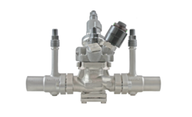 HANTEMP Controls flexible valve station