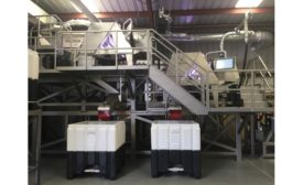 Key Technology VERYX sorter for nuts and fruits