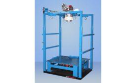 Material Transfer bulk bag filling system