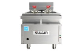 Vulcan counter fryer
