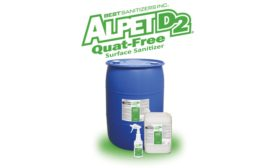 Best Sanitizers, Inc. surface cleaner and sanitizer