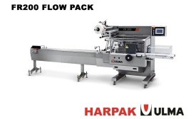 Harpak-ULMA flow pack wrapper machine