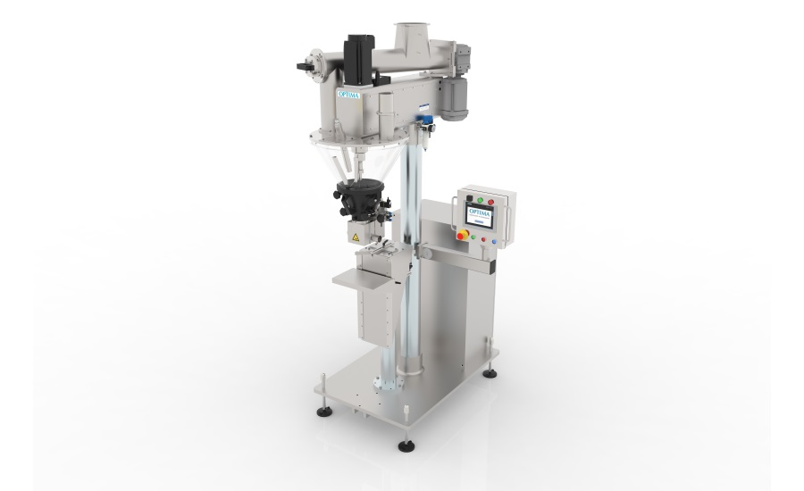 OPTIMA SD2best auger filler