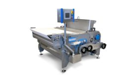 Baker Perkins rotary moulder Series3