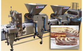 Hinds-Bock fully automatic batter and injecting line