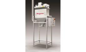 Fleixcon stand-alone dust collector