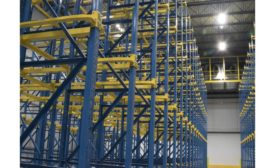 Steel King drive-in rack system