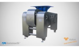 WP Mammoeth dough divider