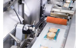 Bosch exhibits two new packaging systems for bars, biscuits and bakery