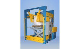 Material Transfer MATERIAL MASTER® BULK BAG CONDITIONING SYSTEM