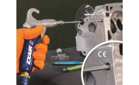 EXAIR Soft Grip Back Blow Safety Air Gun for Cleaning Small Inside Diameters