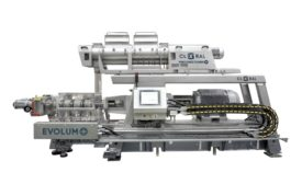 Increase extruder capacity, flexibility and efficiency with Preconditioner+