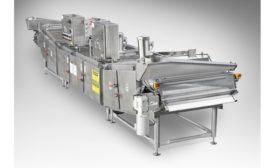 Praxair Cryogenic Freezing, Chilling, and Cooling Improves Productivity for Bakers