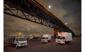 Isuzu commercial new trucks