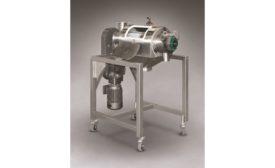 Munson centrifugal sifter