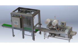 JLS Exhibits Robotic Flow Wrapper Loading System at IBIE 2019